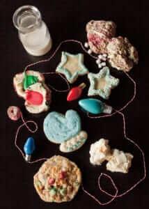 WV Living Christmas Cookies