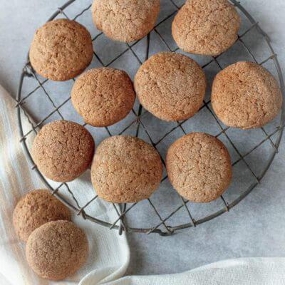 Apple Butter Cookies