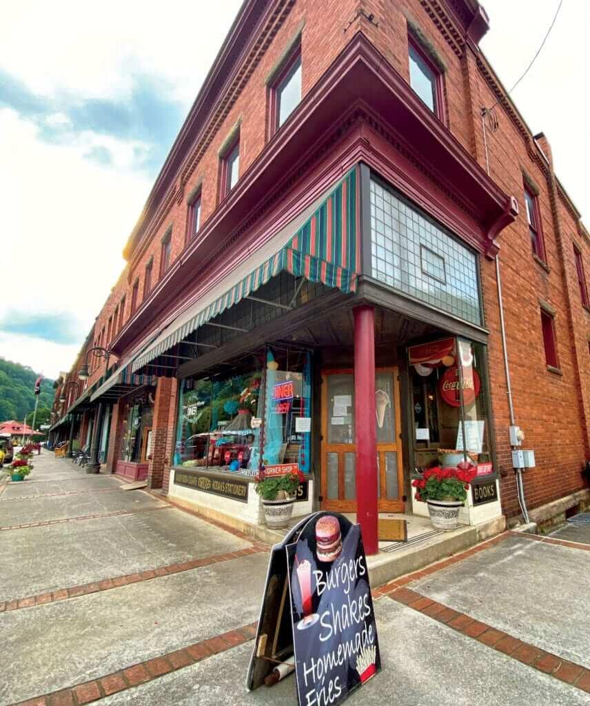 The Corner Shop Bramwell