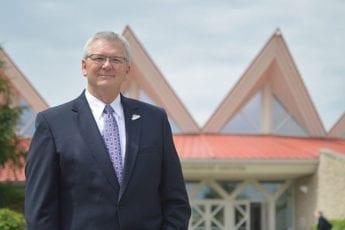 Executive Director Jim Browder