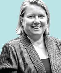 Morgantown Mayor Jenny Selin
