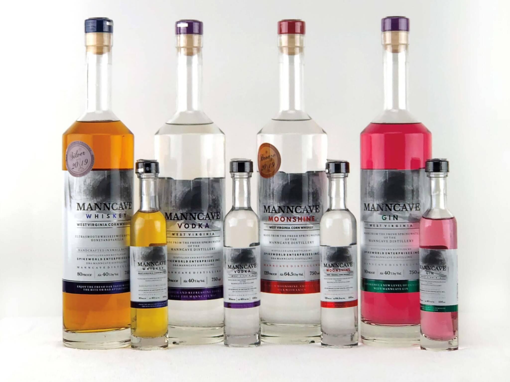 MannCave Distillery Weston, WV  Whiskey in Weston, WV whiskey MannCave whiskey