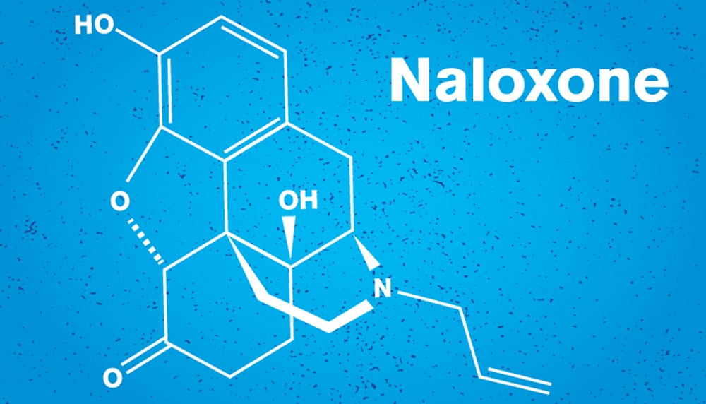 Naloxone chemical compound